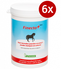 6x Finecto+ Horse (10% korting)
