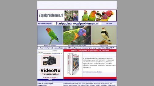 Dutch bird problem forum