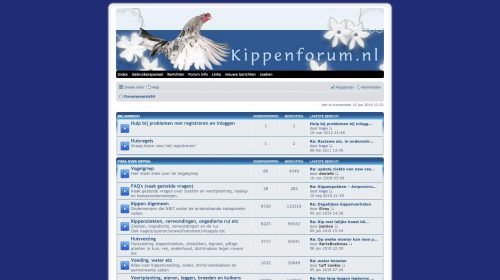 Dutch chicken forum